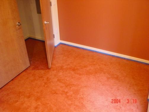 Concrete Floor Staining