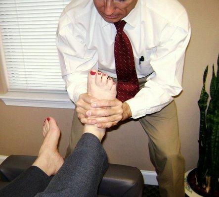 Chesapeake Chiropractor   Chesapeake chiropractic Foot Pain    VA  