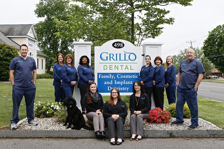Robert Grillo, DMD in South Windsor CT