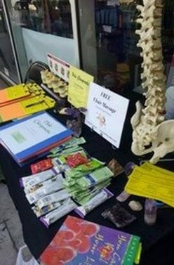 Los Angeles Chiropractor | Los Angeles chiropractic Community Outreach  |  CA |