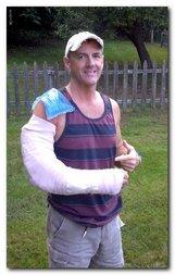 West Boylston Chiropractor | West Boylston chiropractic 10/08/11 - 10 Day Post-op Report |  MA |