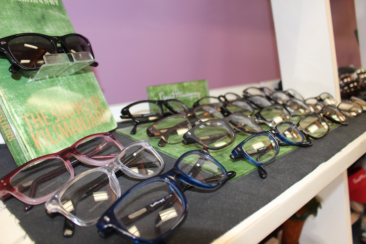 Knoxville Eyewear Store | Knoxville Ernest Hemingway |  | Luttrell's Eyewear, LLC |