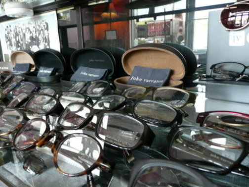 Knoxville Eyewear Store | Knoxville John Varvatos |  | Luttrell's Eyewear, LLC |