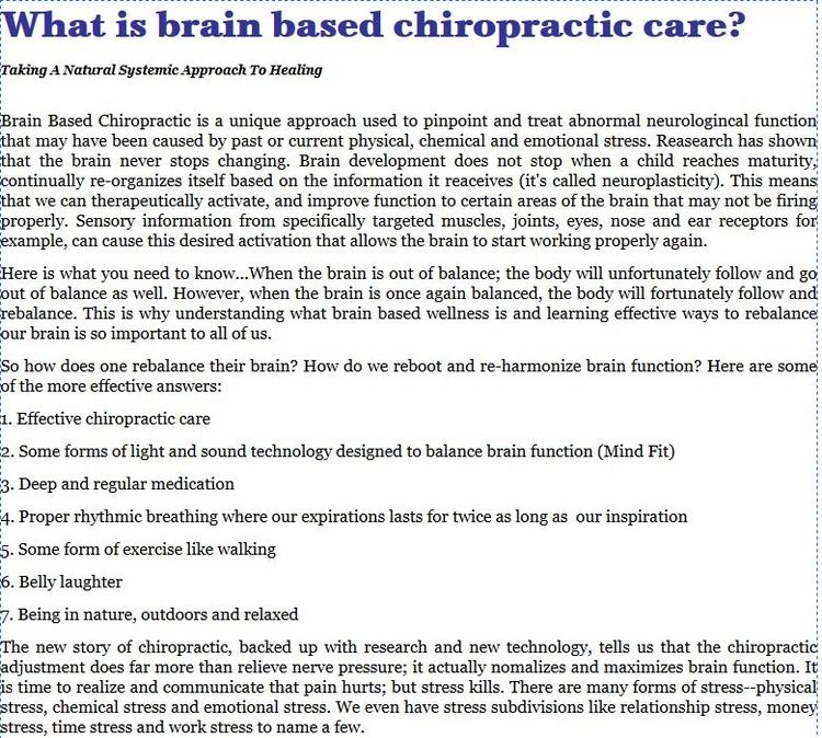 DeWitt Chiropractor | DeWitt chiropractic Chiropractic  |  IA |