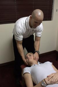 Gentle Chiropractor Adjustments
