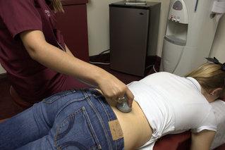 Lumbar Ultrasound
