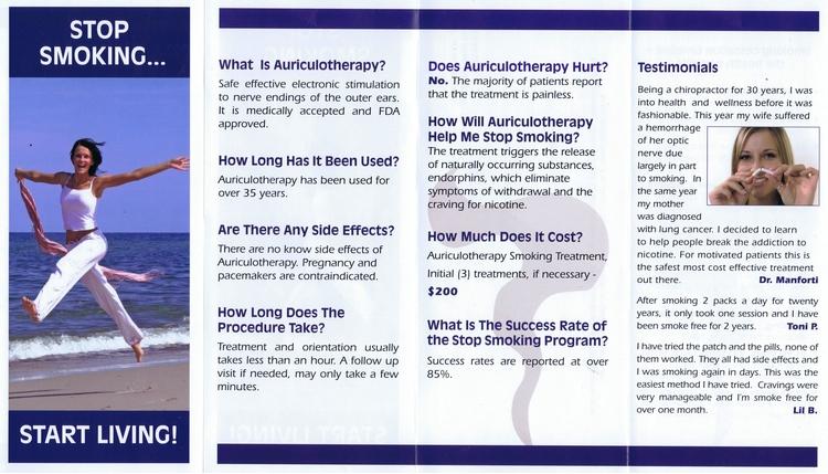 Toms River Chiropractor | Toms River chiropractic SMOKING CESSATION |  NJ |