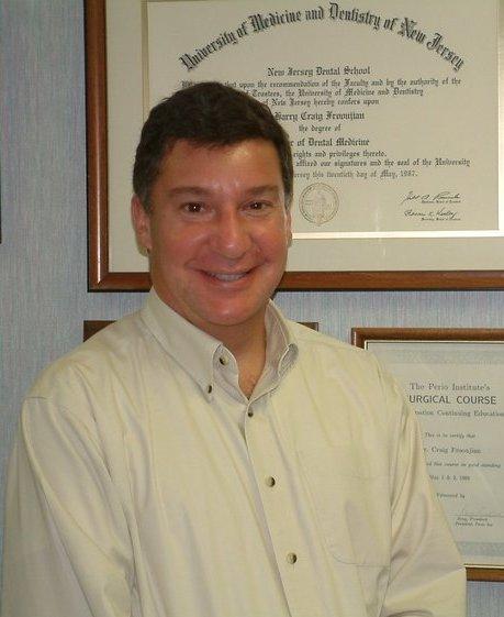H. Craig Froonjian, DMD in Oradell NJ