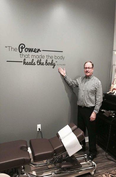 Rogers Chiropractor | Rogers chiropractic Dr. Ron Lieberman, D.C.  |  AR |