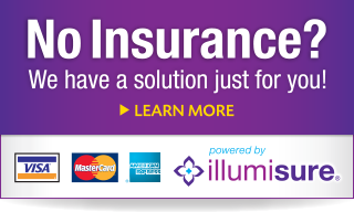 No insurance?