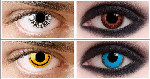 Encinitas Optometrist | Encinitas Halloween lenses | CA | E STREET EYES |