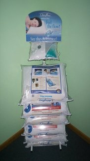 Beaver Falls Chiropractor | Beaver Falls chiropractic Chiroflow Pillows |  PA |