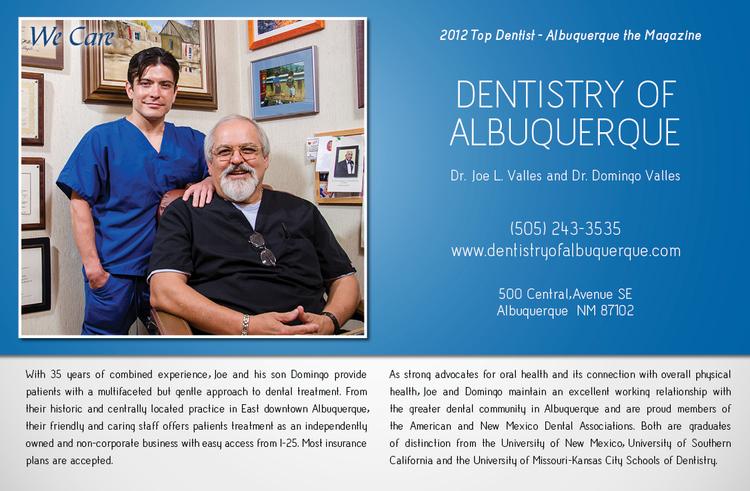 Dentistry of Albuquerque in Albuquerque NM