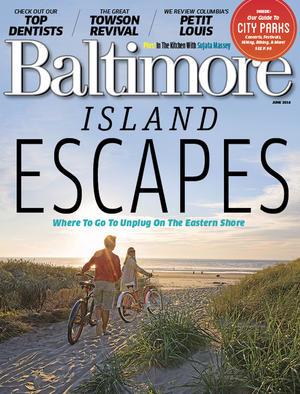 "Thomas J Fenlon DDS - Baltimore Magazines ""Top Dentist"""