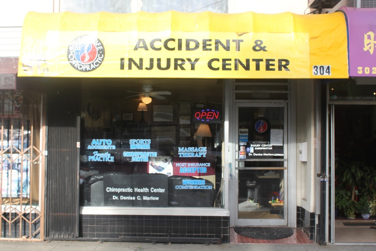 Accident & Injury Center of Oakland, Chiropractor in Oakland specializing in back pain, neck pain, headaches, and arm pain