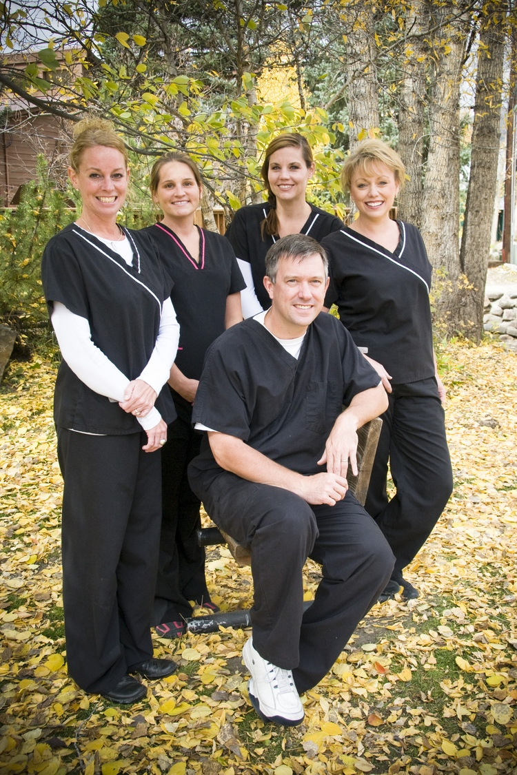 <p>Shawn Harvey Dentistry</p> in Crested Butte CO