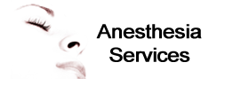 Anesthesia Services