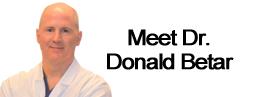 Meet Dr. Donald Betar
