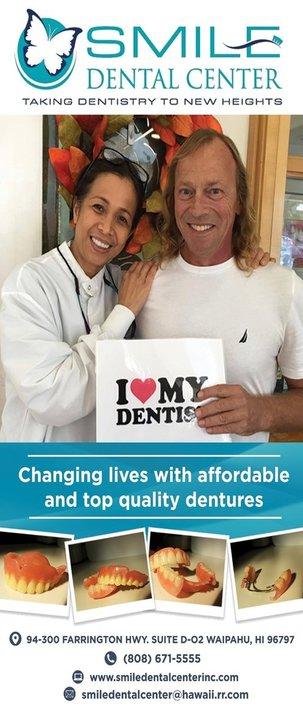 <p>Smile Dental Center Inc.</p> in Waipahu HI