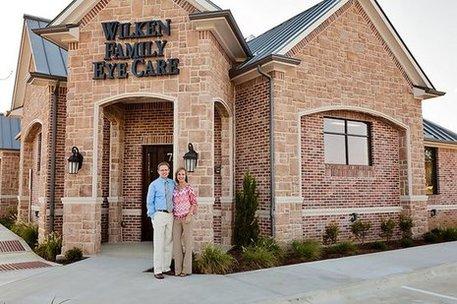 Coppell Optometrist | Coppell Home | TX | Wilken Family Eye Care |