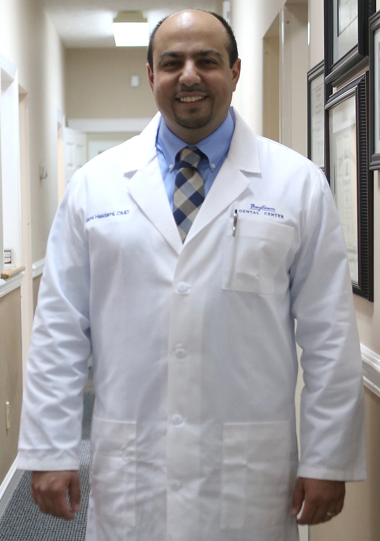 Dr. Rami Heidami DMD Baytown Dental Center Dentist Panama City, FL