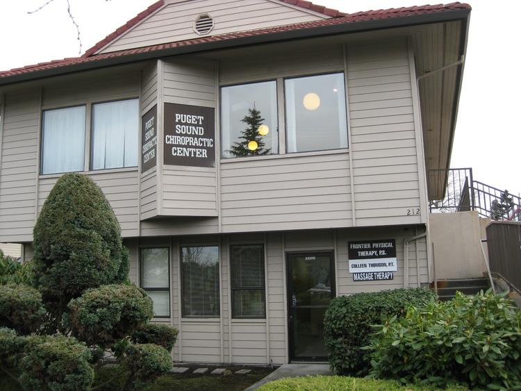 Tacoma Chiropractor   Tacoma chiropractic Gallery    WA  