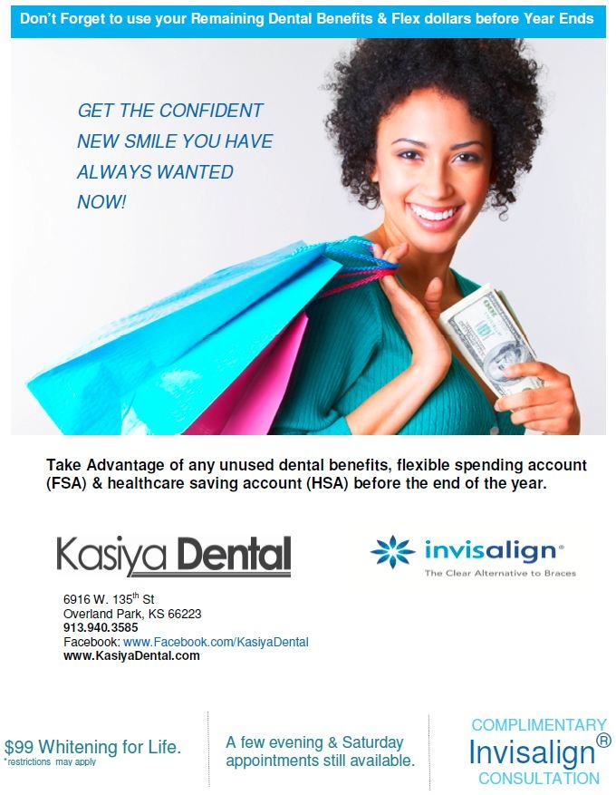 Kasiya Family & Cosmetic Dentistry in Overland Park KS