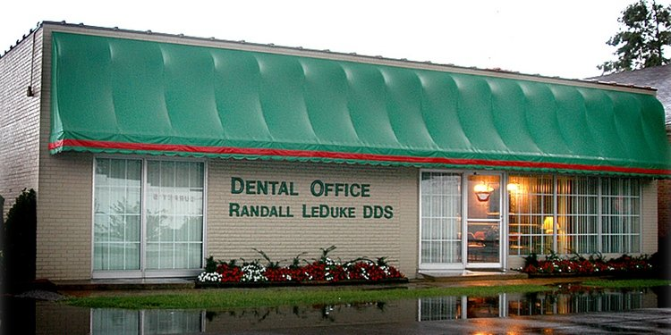 B Randall Leduke DDS in Union City TN
