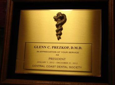 Glenn C Prezkop DMD in Santa Maria CA