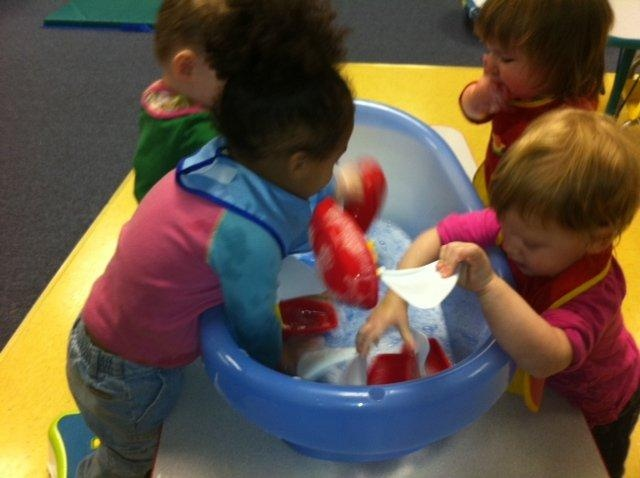 Houston Day Care / Pre-School | Houston Infants (5 weeks-11months) & Wobblers (age 1) | TX | Excelsior Learning Center |