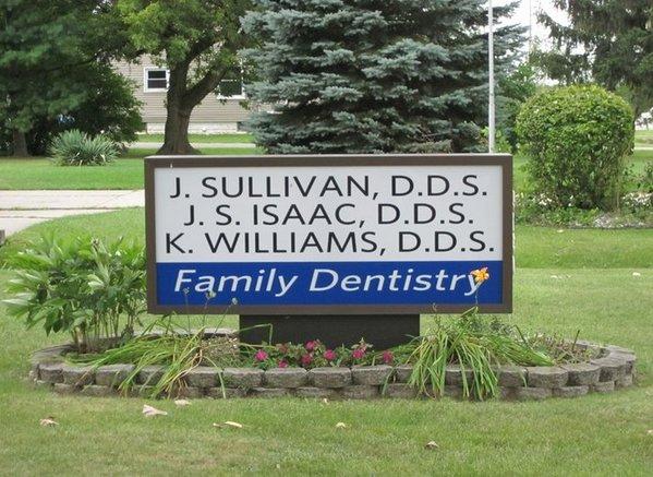 John M. Sullivan DDS in Burton MI