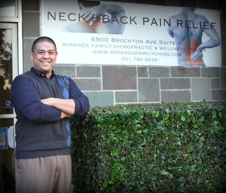 Riverside Chiropractor   Chiropractor in Riverside