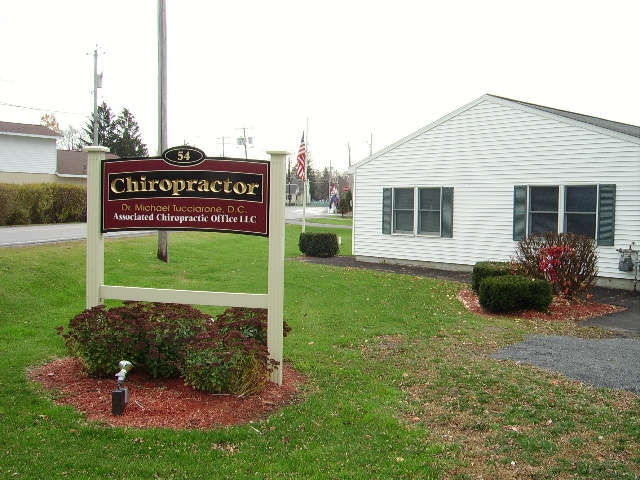 Associated Chiropractic Clinton, NY Building