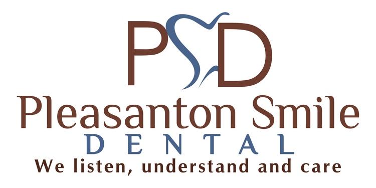 Pleasanton Smile Dental Logo