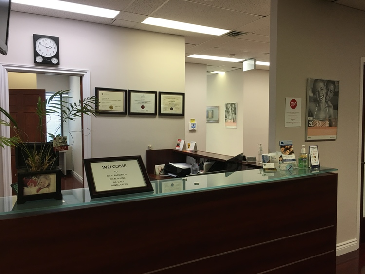 Dr. Nghi Duong Dentistry Professional Corporation in North York ON