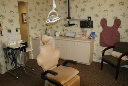 OperatoryExamples of our updated, state of the art treatment rooms