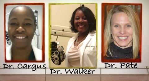McCalla Optometrist | McCalla Meet Our Doctors  | AL | Cargus Eyecare |