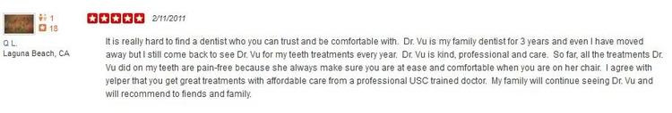 Dental Pacifica in Irvine CA