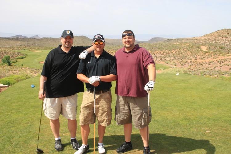 North Wales PA Chiropractor Golfs Utah