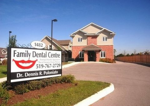 Guelph Dentist | Dentist in Guelph |  Dr. Dennis Poloniato | Family Dental Centre | ON