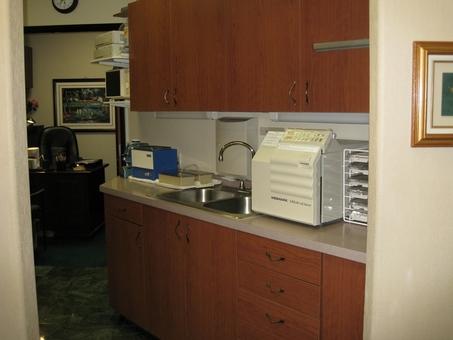 Our sterilization center