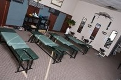 Treatment Suite - Where the magic happens!