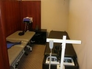 Our Spinal Disc Therapy Room